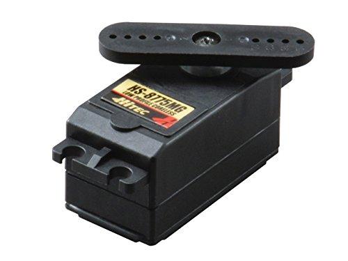 ハイテック HS-8775MG 9.0kg/0.10s 38775 ロープロファイルサーボ