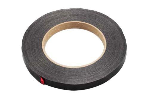 ブラック ストラッピングテープ (12mm巾X50m) YT-2BK