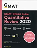 GMAT Official Guide 2020 Quantitative Review: Book + Online Question Bank 画像