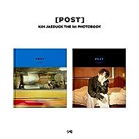 【YG公式】 KIM JAEDUCK THE 1st PHOTOBOOK –POST- (BLUE ver) キムジェドク ジャックスキス ジェクスキス 写真集 フォトブック 韓流 韓国アイドル