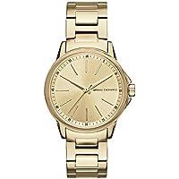 Armani Exchange Women's AX4346 Gold Watch