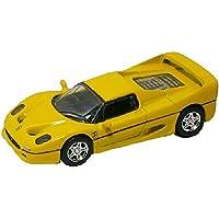 京商 1/64 フェラーリ ミニカーコレクション7 NEO フェラーリ F50 黄色