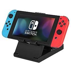 (ケテン)Keten Nintendo Switch スタンド 任天堂プレイスタンド 角度調整可能 折りたたみ式スタンド ニンテンドースイッチ専用