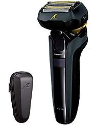 パナソニック ラムダッシュ メンズシェーバー 5枚刃 黒 ES-LV5D-K + 収納ケース セット