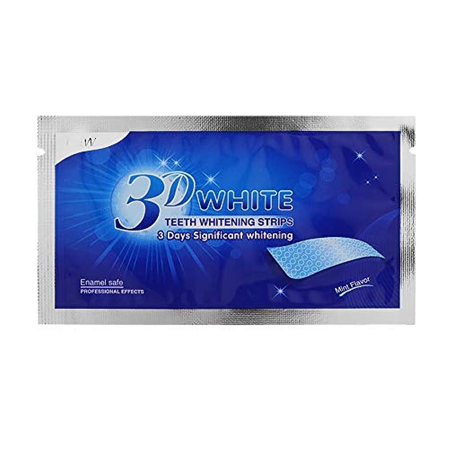 創造ケイ素市町村Decdeal 歯美白ホワイトニング 1ピース 歯科ホワイトニングツール ホワイトニング 歯ケア テープ
