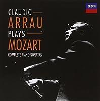 Complete Piano Sonatas: Claudio Arrau Plays Mozart