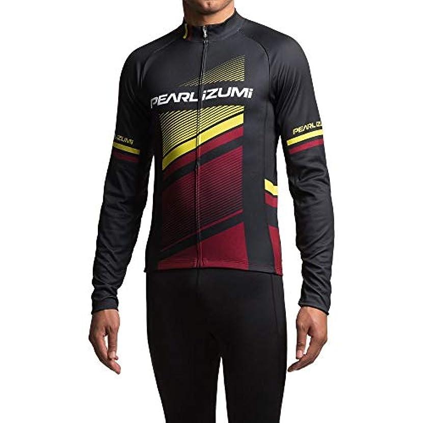 最も休眠日付(パールイズミ) Pearl Izumi メンズ 自転車 トップス ELITE Thermal LTD Cycling Jersey - Long Sleeve [並行輸入品]