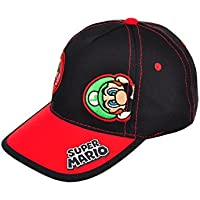Super Mario Boys' Baseball Cap
