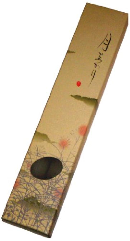 しなやかなミサイル精緻化東海製蝋のろうそく 月あかり 15時間2本