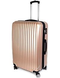 【神戸リベラル】 LIBERAL 軽量 拡張ファスナー付き S,M,L スーツケース キャリーバッグ キャリーケース 8輪キャスター TSAロック付き