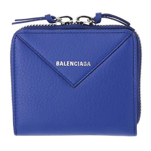BALENCIAGA(バレンシアガ) 財布 二つ折り ペーパーミニウォレット PAPER 二つ折り財布 371662 DLQ0N 4130 [並行輸入品]