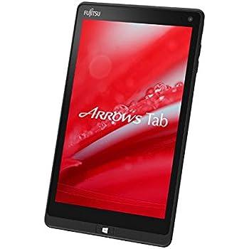 富士通 ARROWS Tab QH33/S [Windowsタブレット・Office付き] FARQ33S (ブラック)
