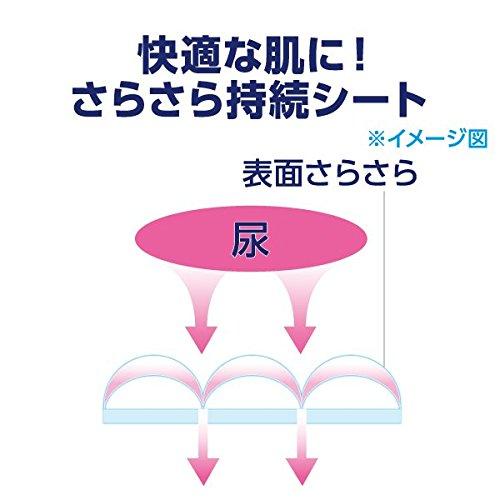 ナチュラ さら肌さらり 吸水パンティライナー (ふつう) 40枚【軽い尿モレの方】