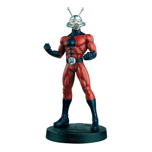 マーベル ファクトファイル フィギュア&マガジン アントマン/Marvel Fact Files Figure and Magazine Ant-Man【並行輸入】