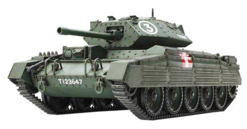 1/48 ミリタリーミニチュアシリーズ No.55 イギリス巡航戦車 クルセイダー Mk.III 32555 32555