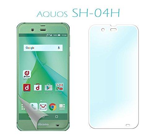 スマホケース 保護フィルム クリア AQUOS PHONE SH-01D