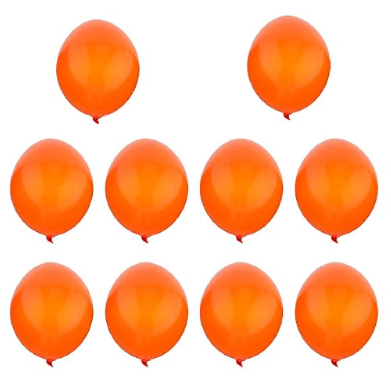 ノーブランド品 16色選択可 36インチ 大きな バルーン ラテックス 誕生日/結婚式のパーティー 装飾 10個入り10個入り36インチの大きなバルーンラテックス誕生日の結婚式のパーティーの装飾 - 36インチ, オレンジ
