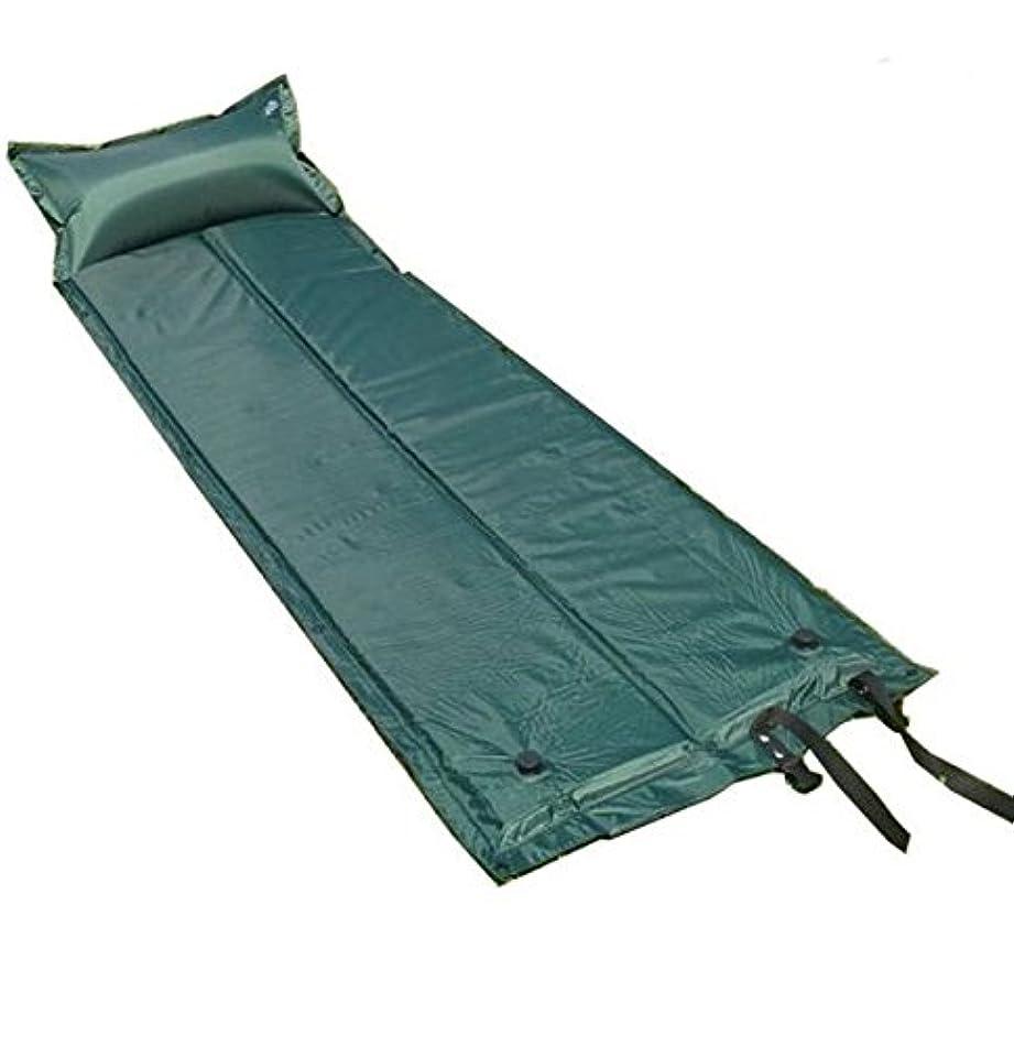 滴下浜辺カプラーキャンピングマット シングル 1人用 連結可 コンパクト収納 キャンプ 車中泊 マット厚 2.5センチ