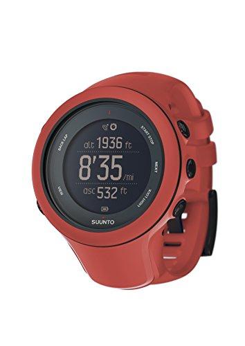 SUUNTO(スント) Ambit3 Sport HR Monitor Running (アンビット3 スポーツ) ランニング GPS搭載 コーラル ハートレート無し [並行輸入品]