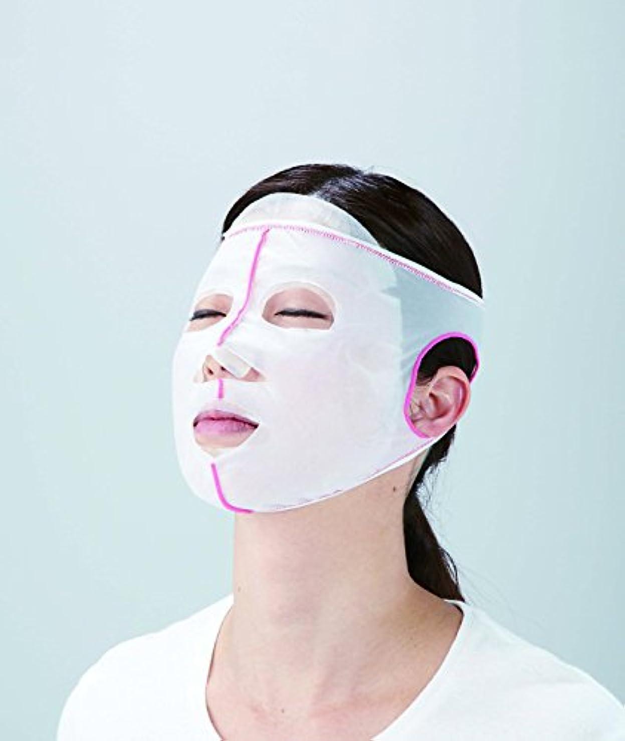 毎月インストラクターキャンプ透湿マスク シットリーナ リフトアップ  保湿マスク 顔パック 日本製 うるおい