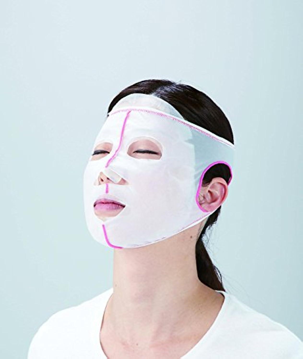 土砂降りねばねば弱まる透湿マスク シットリーナ リフトアップ  保湿マスク 顔パック 日本製 うるおい