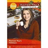 Rachael Ray's Holidays [DVD] [Import]