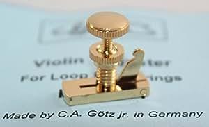 Gotz ゲッツ・アジャスター Fine Tuner ゴールド Götz Goetz