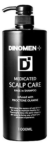 DiNOMEN 薬用スカルプケア リンスインシャンプー 1,000ml (医薬部外品)