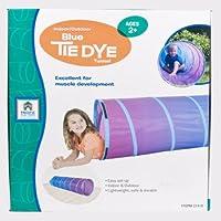 再生トンネルTie Dyeパープル72x 19Litho Boxed、ケースパックof 6