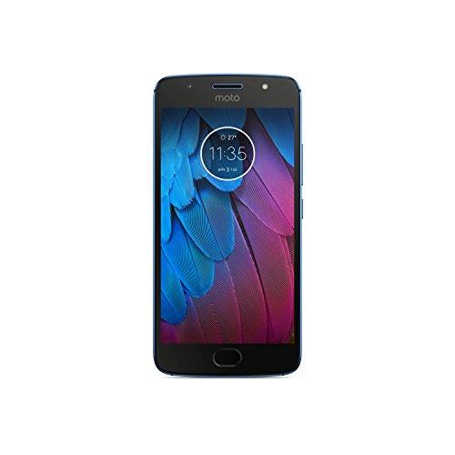 モトローラ SIM フリー スマートフォン Moto G5S 3GB 32GB オックスフォードブルー 国内正規代理店品 PA7Y0046JP/A
