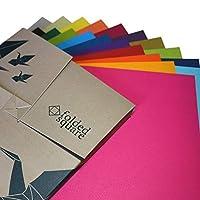 折り紙ギフトセット200枚、15cm角色の完全なコレクション
