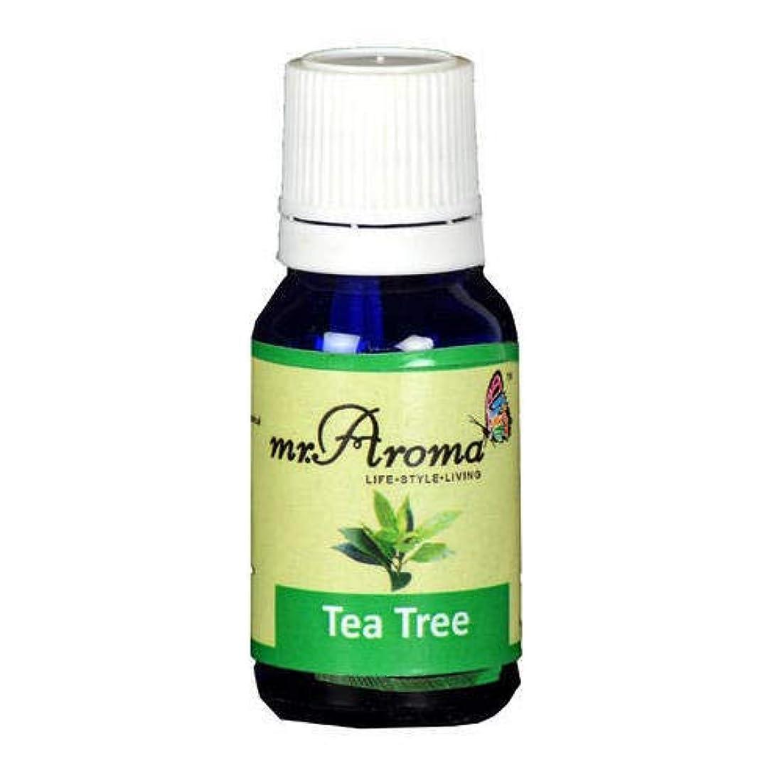 カウント結婚みがきますMr. Aroma Tea Tree Vaporizer/Essential Oil 15ml