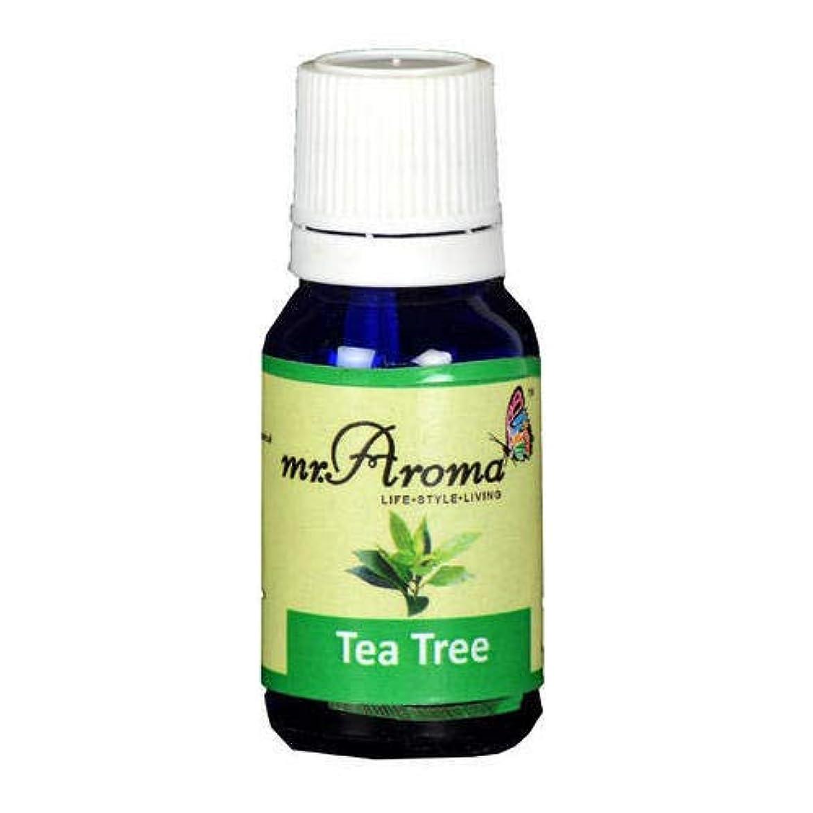 倒産食堂機知に富んだMr. Aroma Tea Tree Vaporizer/Essential Oil 15ml