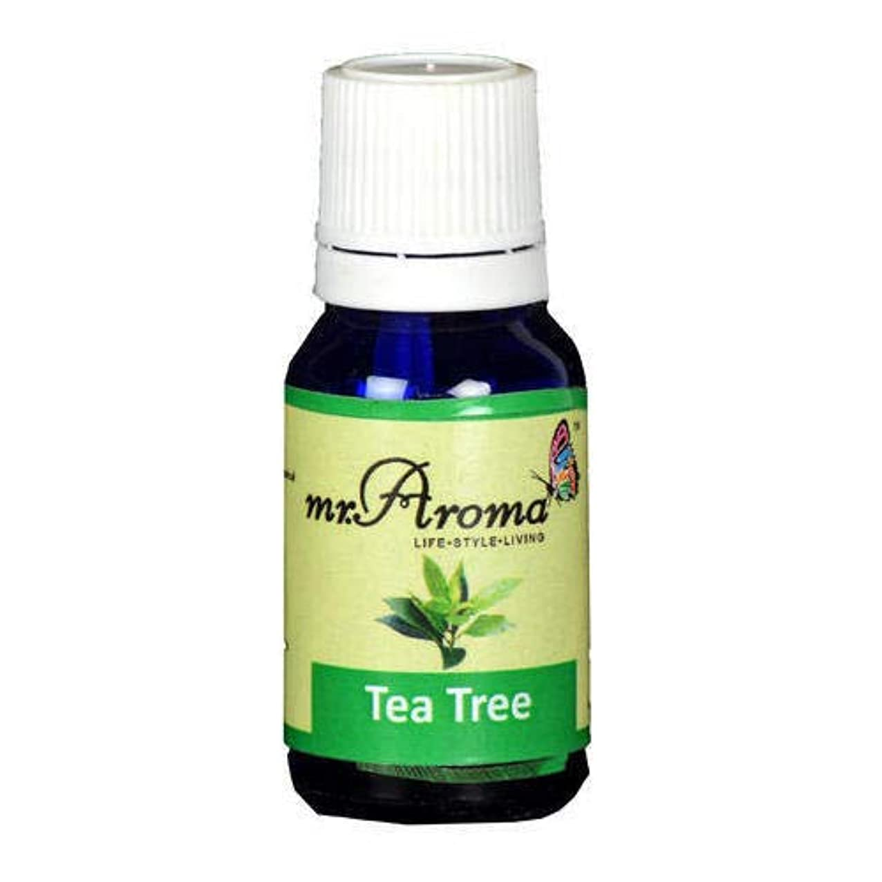 みぞれ数値おじさんMr. Aroma Tea Tree Vaporizer/Essential Oil 15ml