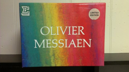 Olivier Messiaen (Collected Works & an Interview with Claude Samuel)