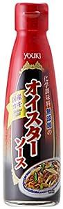 和食や洋食にも使える、国産のカキエキスを使用した繊細でコクのあるオイスターソースです。化学調味料無添加。
