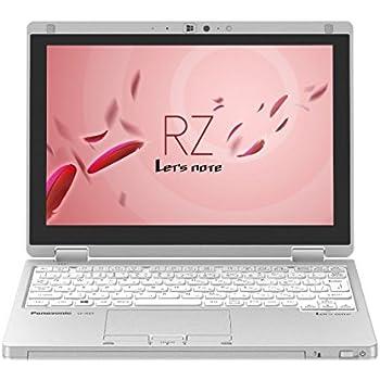 パナソニック Let's Note CF-RZ4LFDJR Windows8.1 Update 64bit Intel CoreM-5Y10c 4GB SSD128GB 無線LAN IEEE802.11ac/a/b/g/n Bluetooth USB3.0 HDMI webカメラ 10.1型マルチタッチ液晶 重さ0.77kg バッテリー最大約10時間