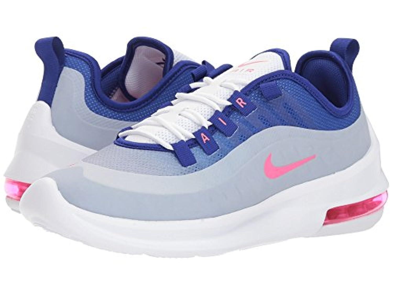 [NIKE(ナイキ)] レディーステニスシューズ?スニーカー?靴 Air Max Axis SE White/Laser Pink/Concord/Wolf Grey 5 (22cm) B - Medium