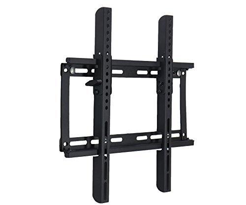 [ノーブランド] テレビ壁掛け 金具 23〜55インチ型対応 下向き角度調節 モニタースタンド VESA規格対応 LED LCD 液晶テレビ 壁セッター