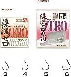 カツイチ(KATSUICHI) 渓流 ゼロ 糸付   3-0.2