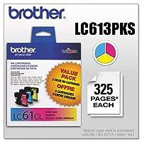 brtlc613pks–Brotherカラーインクカートリッジ