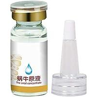 Ruier-tong 原液美容液 10ml カタツムリ原液 美容液 エッセンス 皮膚修復 細胞再生 水分補給 保湿 肌が引き締める エキス原液保湿水 スキンケア 化粧水