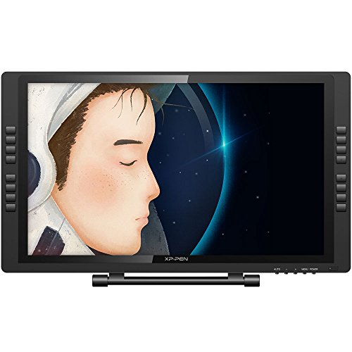 XP-Pen drawing tablet with screen Full HD 22 inch 2048 level Pen Pressure 8pcs Express key windows/mac Artist22E