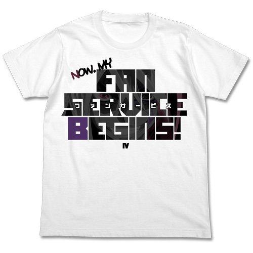 Playing * Academy * King ZEXAL IV fan T shirt White size L