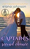The Captain's Second Chance: Sweet Contemporary Beach Romance (Hawthorne Harbor Second Chance Romance Book 6) (English Edition)