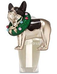 【Bath&Body Works/バス&ボディワークス】 ルームフレグランス プラグインスターター (本体のみ) ブルドッグ Wallflowers Fragrance Plug Bulldog [並行輸入品]