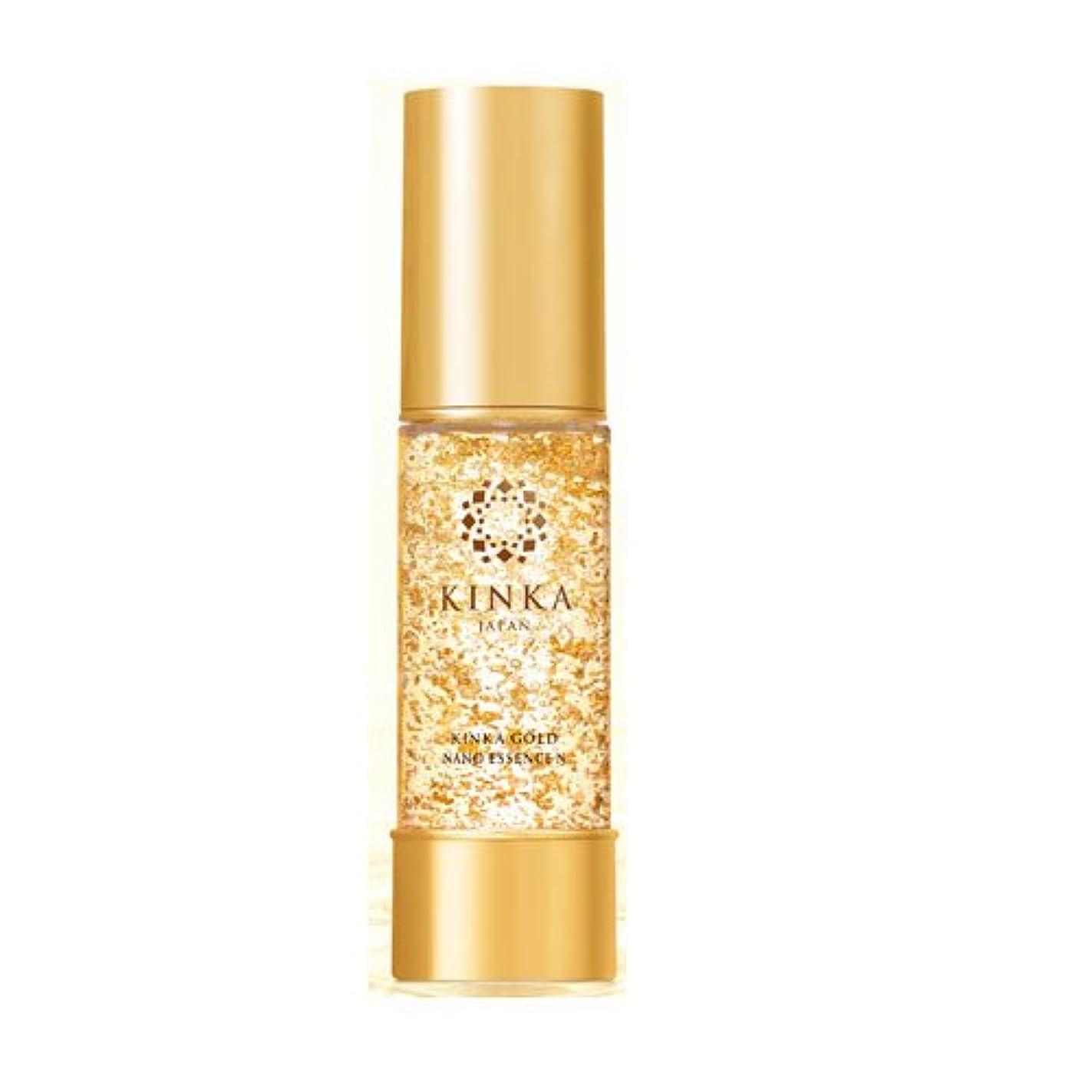 それにもかかわらずつぶやきライナー箔一 金華ゴールド ナノエッセンス N C152-012 33ml