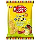 亀田製菓 ハッピーターン 大人のゆず七味 30g×10袋