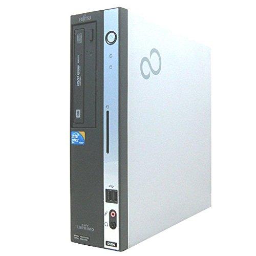 中古デスクトップ 富士通 ESPRIMO D750/A Core i5 650 3.20GHz メモリ4GB増設済 大容量500GB搭載 DVDマルチ搭載 DVD再生可 Windows7 Professional 32bit リカバリ済 DtoD領域有 プロダクトキー付属