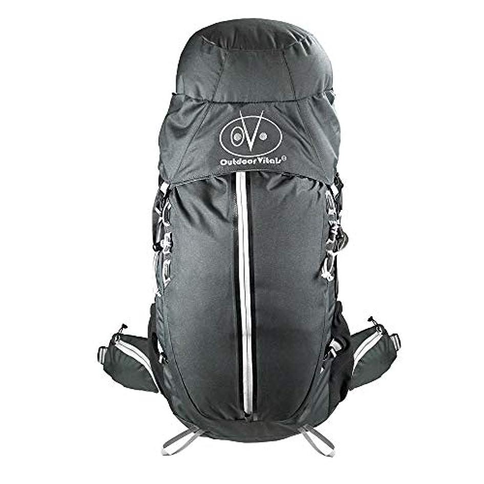 能力埋める担当者Outdoor Vitals Rhyolite Internal Frame Backpack (60 Liter) [並行輸入品]